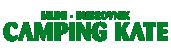 Camping Kate – Mlini Logo